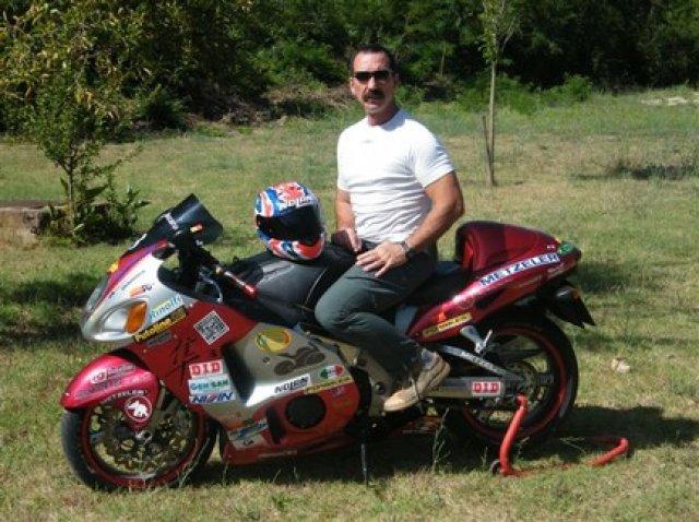 La preparazione al tour 2010 di Marcello Carucci ...