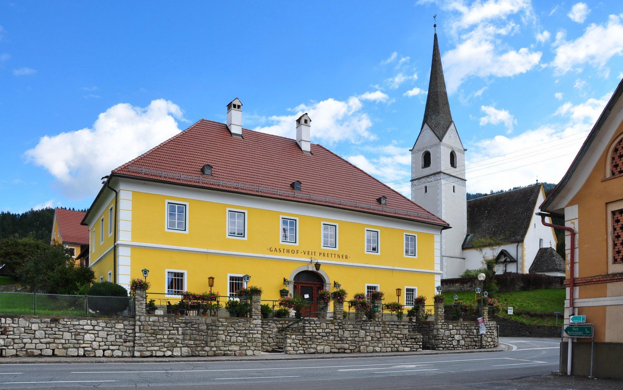 Beste Spielothek in Sankt Veit an der Golsen finden