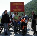 Viaggi in moto in Montenegro