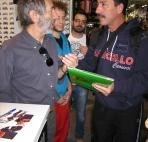 Marcello con Nico