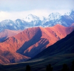 Viaggi in moto in Kirghizistan