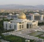 Viaggi in moto in Turkmenistan