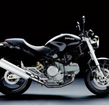Ducati Monster 620 Dark I.E.