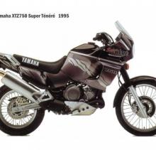 Yamaha Supertenere XTZ 750