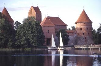 Viaggi in moto in Lituania